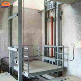 3t mercancías Elevador hidráulico para el almacén