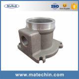 カスタム精密CNCの旋盤によって機械で造られるステンレス鋼の鋳造シャーシの部品