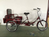20inch貨物三輪車、貨物3車輪のバイク、
