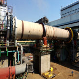 시멘트, 석회, 활성화된 탄소 생산 라인을%s 회전하는 킬른