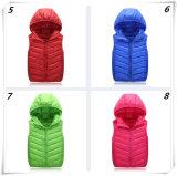 Новая куртка 2 детей тона вниз на одежды 606 зимы