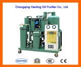 TP Alto Vacío filtración de aceite de la máquina de la turbina de la purificación de aceite