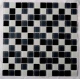 Mosaico barato común de la piscina