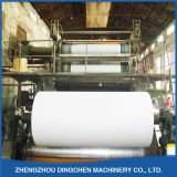 1575mm Writing Paper Making Machine da Using Reeds come Material