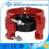 ISO、SGSの延性がある鉄によって溝を作られるカップリングおよび付属品