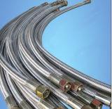 Tubo flessibile di gomma idraulico di singolo collegare Braided (SAE100R5)