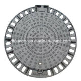 Quadratisches Medium Duty Manhole Cover für Carriage Way