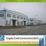Alto almacén estructural de acero Jdcc1014 prefabricado del edificio de Qualtiy
