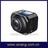 Камера с видеоим камеры ночного видения миниым беспроволочным устанавливает размещение 360 градусов