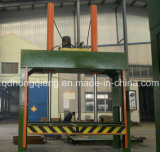 (HQ1325-50T) Máquina fria hidráulica do Woodworking da máquina da imprensa do CNC