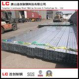 Tubo de acero galvanizado con alta calidad