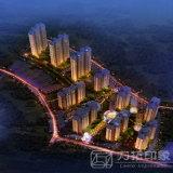 住宅デザイン3D効果の視覚化のすばらしいプロセス