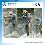 Roche Drill pour Exploit Quarry