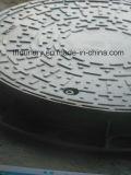 ISO1083および標準En1563回転楕円面状グラファイトの鋳鉄のマンホールカバー