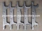 Barra della griglia del pezzo fuso d'acciaio/sezione della griglia pezzo di ricambio/barra