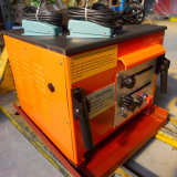 220/110V Rebar van de Desktop van de enige Fase Buigmachine