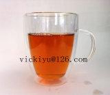 ふたが付いている飲み物のための150mlオレンジフクロウのガラス瓶