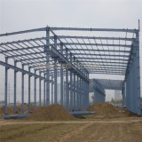 Atelier préfabriqué d'acier de construction de grande envergure