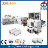 Toiletpapier van het van certificatie Ce Lopende band van de Machine de Automatische van de Hoge snelheid