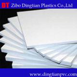 Tablero rígido impermeable de la espuma del PVC para tallar
