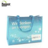 Sac d'emballage réutilisable de la vente en gros bon marché RPET des prix avec le logo estampé