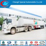 Трейлер топливного бака 3 Axle, 40000 топливного бака литров трейлера Semi, Китая сделал трейлер топливозаправщика топлива