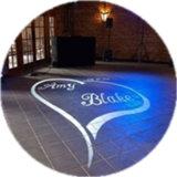 2017 professioneller im Freien 40W LED Hochzeits-Projektor der neuen Ankunfts-