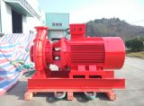 Qualitäts-blank Welle-einzelnes Stadiums-Pumpe für Feuerbekämpfung