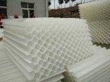 管六角形の蜜蜂の巣斜面の管のタイプPP媒体