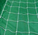 大型のプロフットボールの目的のポストのネットのPEのトレーニングのサッカーボールのネット