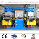 Maquinaria de Vulcanización Plana Automática para Caucho
