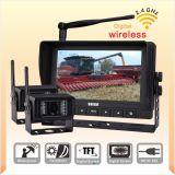 コンバイン収穫機の農業の安全視野のための無線観察のカメラシステム