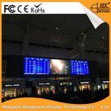 Super leichter InnenP4.81 farbenreicher LED Zeichen-Bildschirm