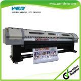 Stampatrice solvibile approvata di ampio formato 10feet dello SGS
