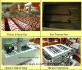 De Machine van de Ets van het metaal voor het Etiket van het Metaal