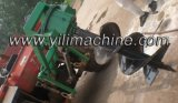 Zappatore del foro di paletto del trattore