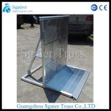 Barrera de la etapa de Sgaiertruss de la fábrica de China, barrera de Mojo, barrera extensible