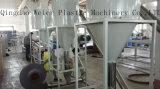 Paralleles Doppelkörnchen des schraubenzieher-WPC, das Maschine herstellt