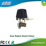 Küche-Gebrauch LPG-Gas-Detektor-Warnungs-Absperrvorrichtung-Handhaber (SFL-301)