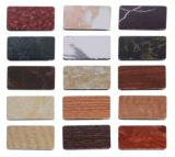 고품질 알루미늄 합성 위원회 ACP PVDF 코팅 돌 패턴 Aluco 노예 PE 또는 애완 동물 코팅
