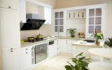 De Grootte van de keuken voor het Aangepaste Houten Meubilair van de Keukenkast van pvc (zc-030)