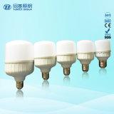 安い価格LEDの軽いT形24Wプラスチック上塗を施してあるアルミニウムコンパクトなランプ