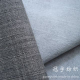 Brushed Backingの模造Linen Sofa Fabric