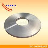 Alambre 2.0*7.0m m de /Square del alambre plano/de la cinta de la plata de níquel