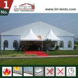 25X50m 1000 Leute-Hochzeits-Festzelt-Zelt für Verkauf in Nigeria mit Stuhl