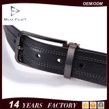 Italian Imported Cowhide Leather Metal Buckle Men Dress Belt