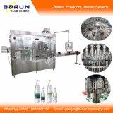 Embotelladora de relleno plástica automática del agua de botella