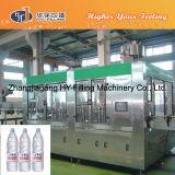 Máquina de engarrafamento do animal de estimação da água mineral