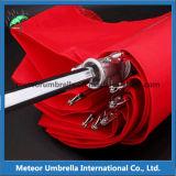 3 dobra Mini super Ladies Wedding Umbrella com Lace Board