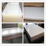 Folha acrílica plástica do material PMMA para a formação do vácuo